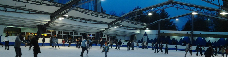 Schaatsen in Woluwe - Patiner sur glace a Woluwe